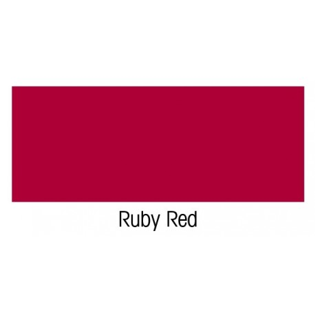 "Eternal Ink "" Ruby Red"" rosso"