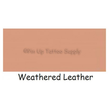 Eternal Ink Rich Pineda Weathered Leather marrone